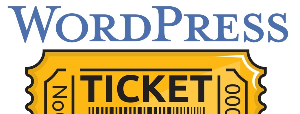 Wordpress Ticket